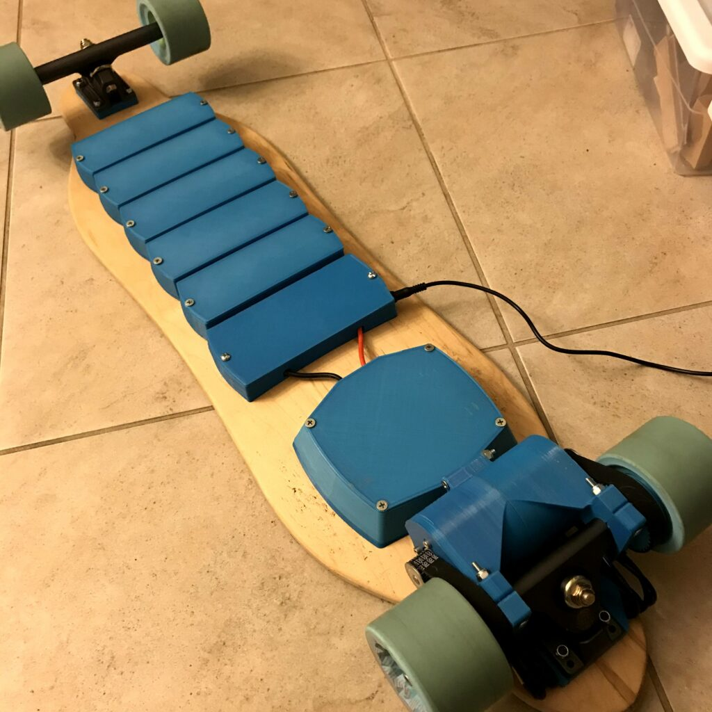 *Finished* Electric Longboard